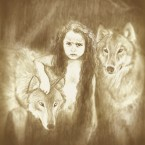 Wolf girl copy