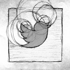 twitter logo for website