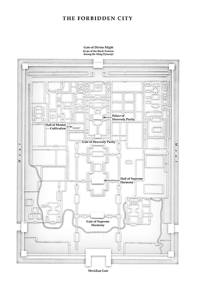 Map 4 - The Forbidden City (small)